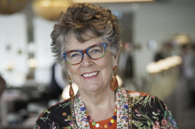 Prue Leith launches new cookbook at Salcombe RNLI 150th celebratory lunch
